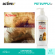 Activex Anti Fungal SPA Clay Shampoo 475ml [Perawatan Luka Skin Fur Pet Cat Dog Syampu Kucing Anjing - Petsupply.my]