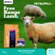 SIMPLE Free Range Lamb & Cranberries 3KG