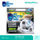 My Potty Pad Dog Training Pee Pad Charcoal M size 45x60cm - 50pcs